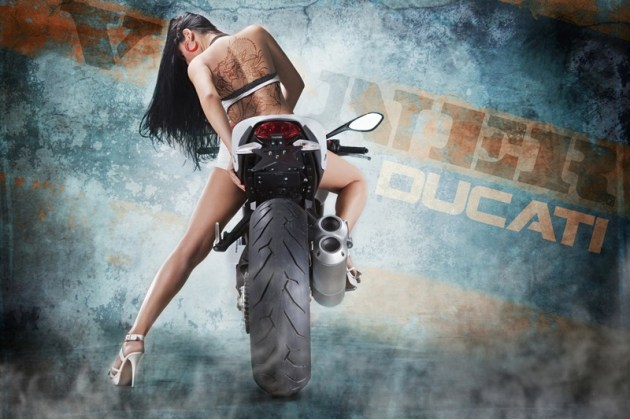 Ducati Monster Bulgari by Vilner customs 05