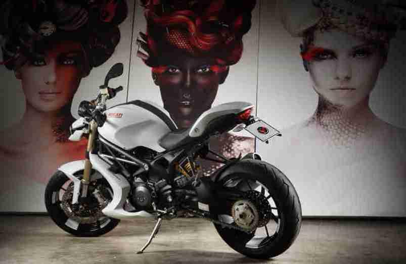 Ducati Monster Bulgari by Vilner customs 18