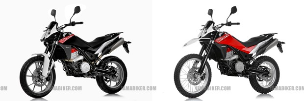 Husqvarna TR650 Terra and TR650 Strada launched