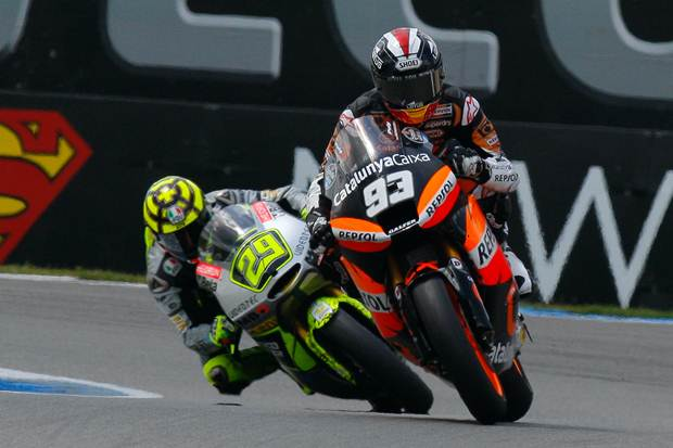 Moto2 2012 Assen Repsol race day report