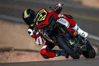 Ducati win Pike peak 2012