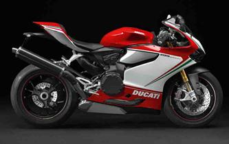 Panigale for Japan