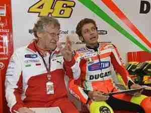 Rossi team decision MotoGP