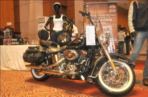 Harley Davidson India at INK IT 01