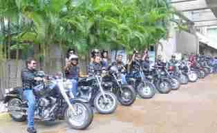 Harley Davidson India at INK IT 05