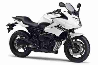 Yamaha XJ6 and Diversion 2013 05