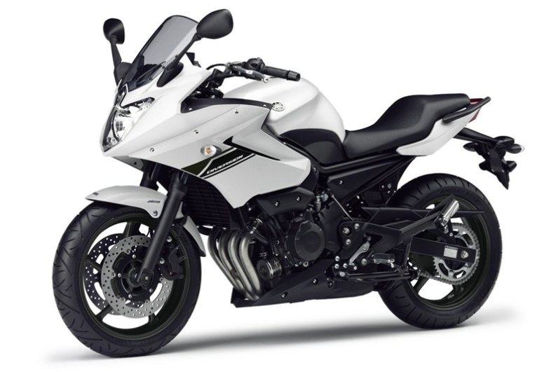 Yamaha XJ6 and Diversion 2013 06