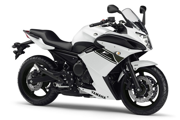 Yamaha XJ6 and Diversion updated for 2013