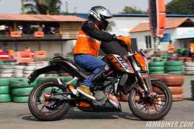 ktm orange day 17