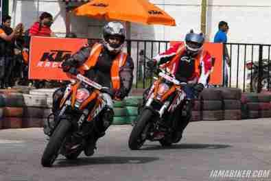 ktm orange day 20