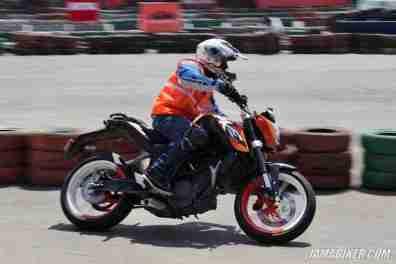 ktm orange day 40