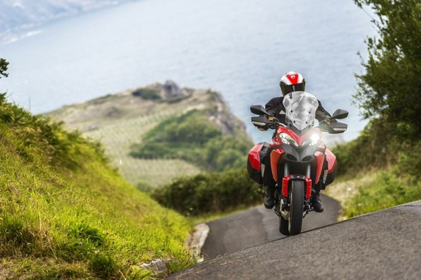 new 2013 multistrada 12