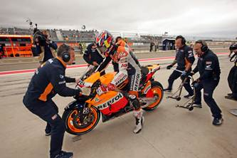 Honda MotoGP Motegi team preview