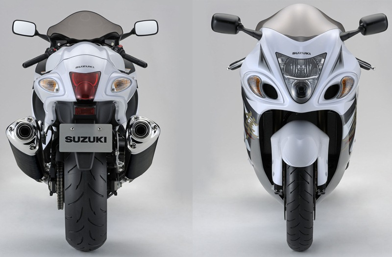 New 2013 Suzuki Hayabusa ABS 04 | IAMABIKER - Everything