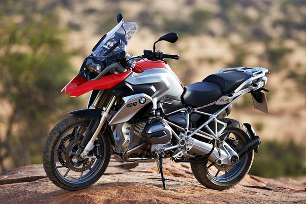 New BMW R 1200GS for 2013