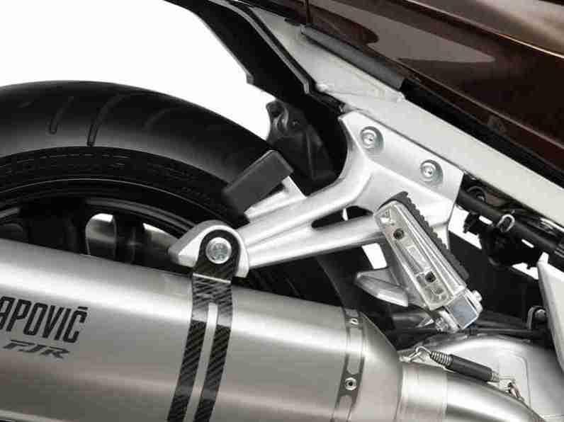 Yamaha FJR1300 2013 - 26