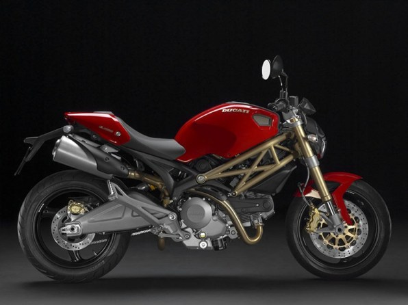 ducati monster 696 2013 anniversary edition 07