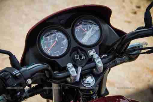 Honda Dream Yuga review - 05
