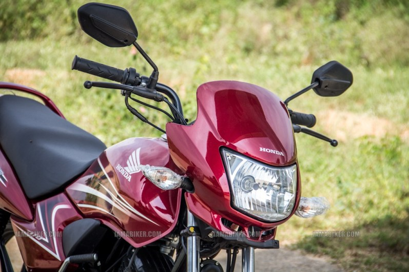 Honda Dream Yuga review - 08