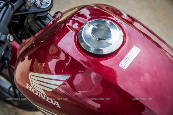 Honda Dream Yuga review - 17