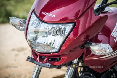 Honda Dream Yuga review - 22