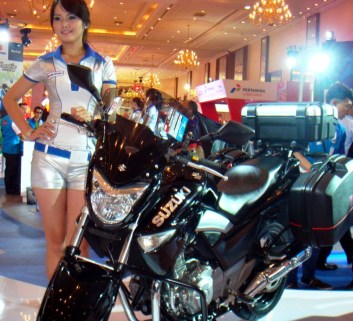 jakarta motorcycle show 2012 - 09