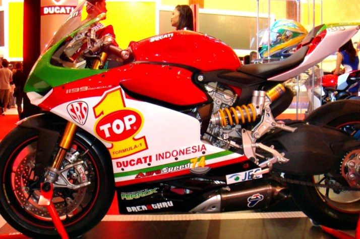 jakarta motorcycle show 2012 - 16