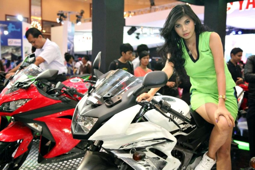 jakarta motorcycle show 2012 - 29