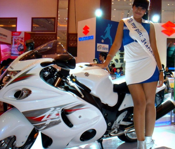 jakarta motorcycle show 2012 - 39