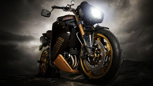 triumph speed triple - vilner custom bike - 05