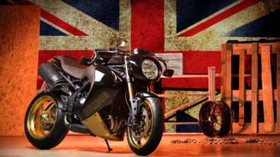 triumph speed triple - vilner custom bike - 07