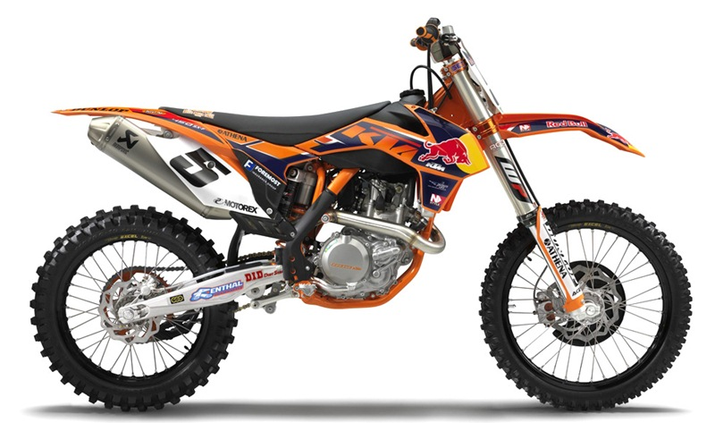 2013 KTM 450 SX-F Factory Edition - 03