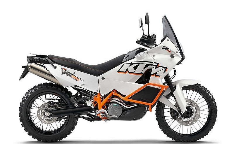 2013 KTM 990 Adventure Baja Edition - 02
