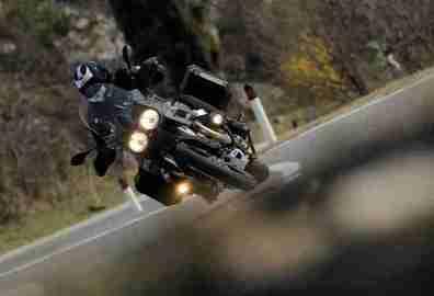 2013 Moto Guzzi Stelvio 1200 NTX ABS - 03