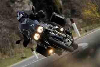 2013 Moto Guzzi Stelvio 1200