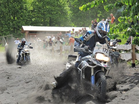 BMW Motorrad GS Trophy 2012 - 13