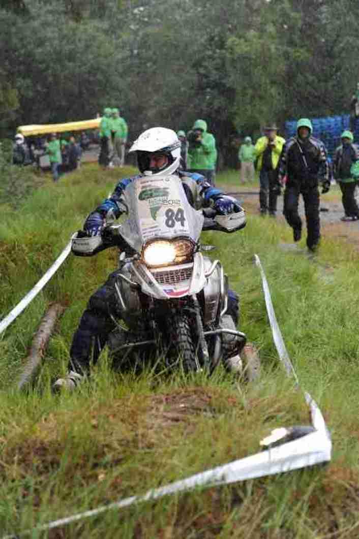 BMW Motorrad GS Trophy 2012 - 16