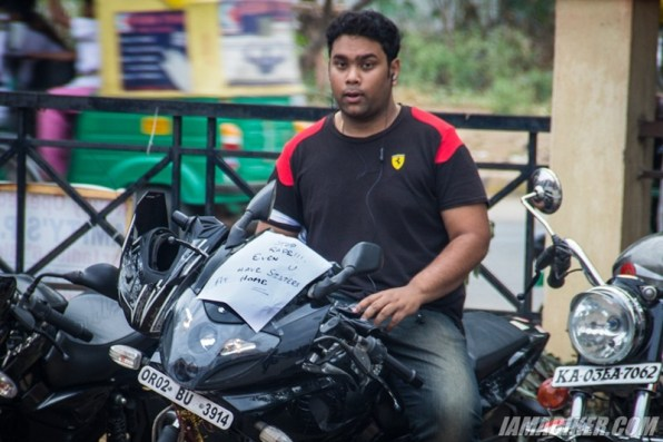 Bikerni Safety for Women ride - Bangalore - 11