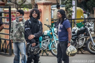 Bikerni Safety for Women ride - Bangalore - 31