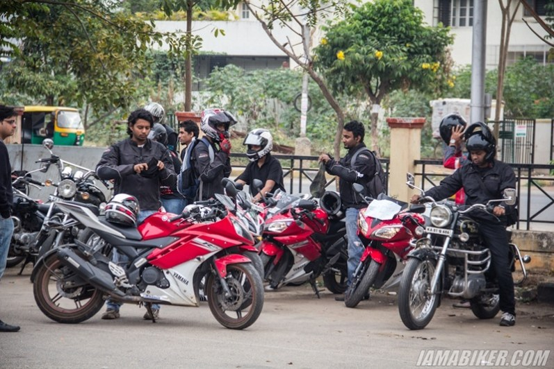Bikerni Safety for Women ride - Bangalore - 33