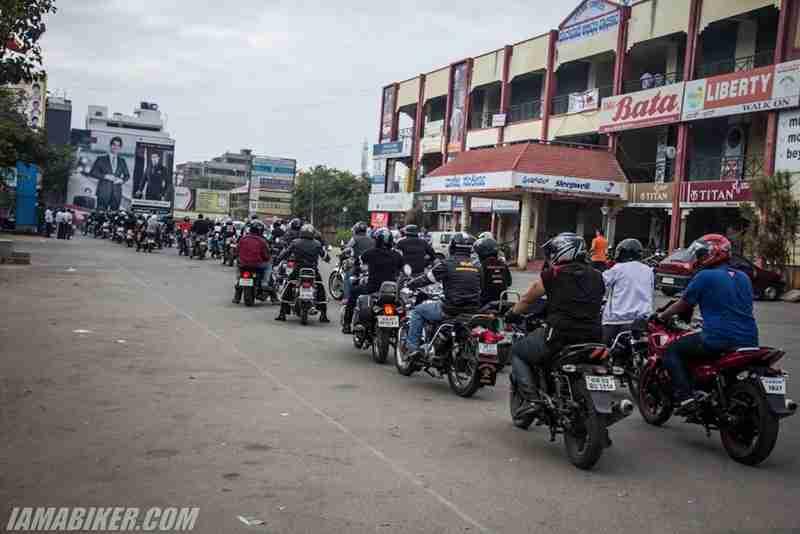 Bikerni Safety for Women ride - Bangalore - 40