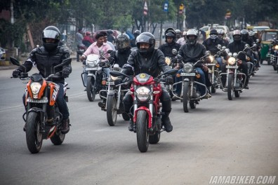 Bikerni Safety for Women ride - Bangalore - 41