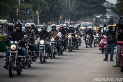 Bikerni Safety for Women ride - Bangalore - 43
