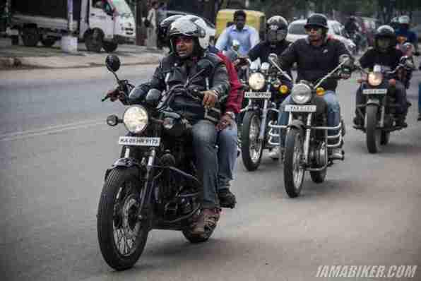 Bikerni Safety for Women ride - Bangalore - 47