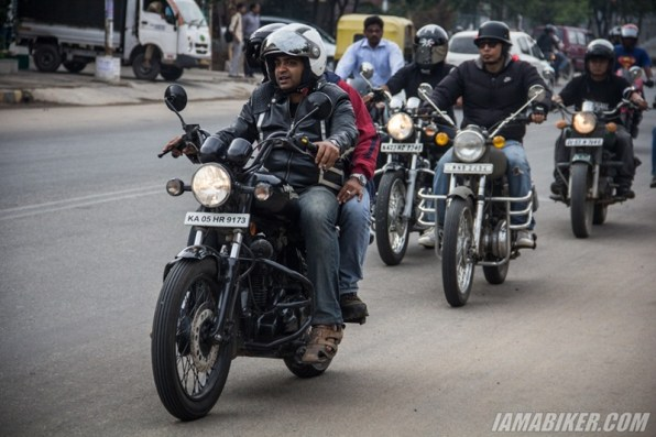 Bikerni Safety for Women ride - Bangalore - 47