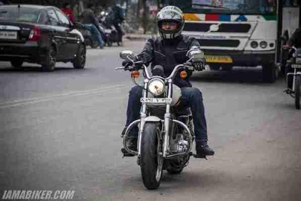 Bikerni Safety for Women ride - Bangalore - 48