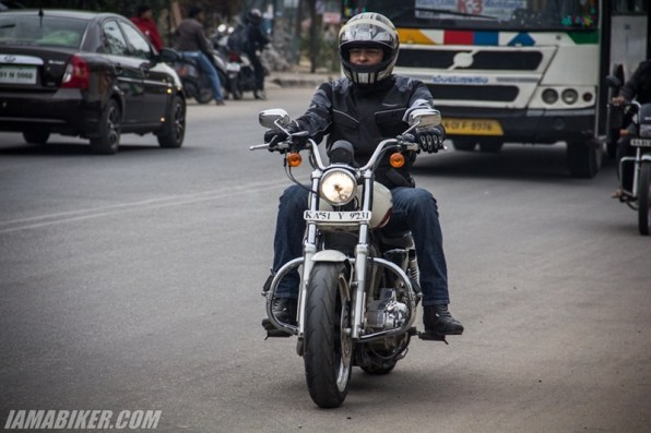 Bikerni Safety for Women ride - Bangalore - 48