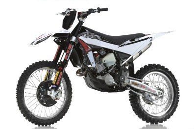 Husqvarna Racing Kit for Enduro and MotoCross models - 06
