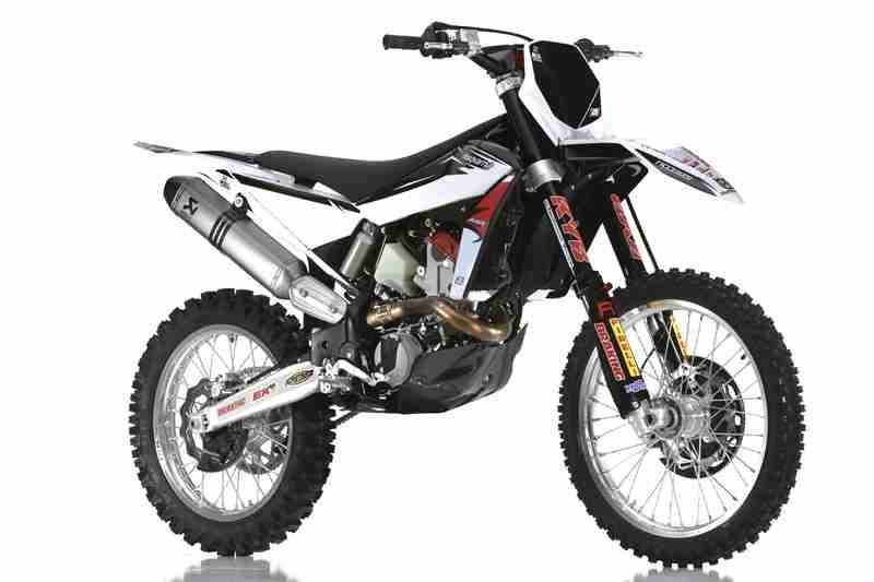 Husqvarna Racing Kit for Enduro and MotoCross models - 07