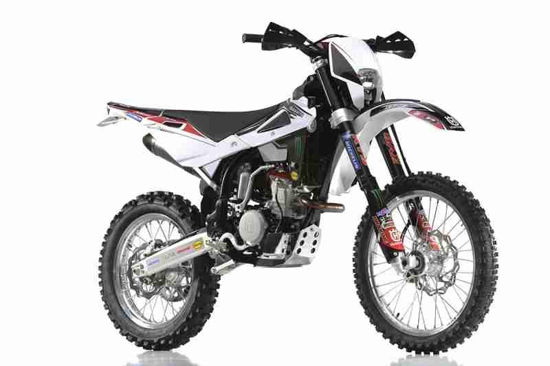 Husqvarna Racing Kit for Enduro and MotoCross models - 10
